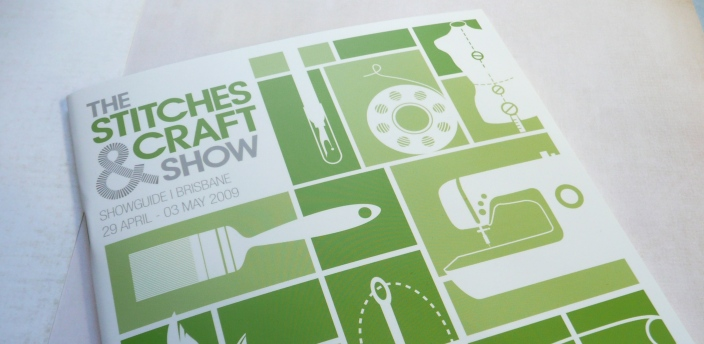 Feature – The Stitches and Craft Show Brisbane!