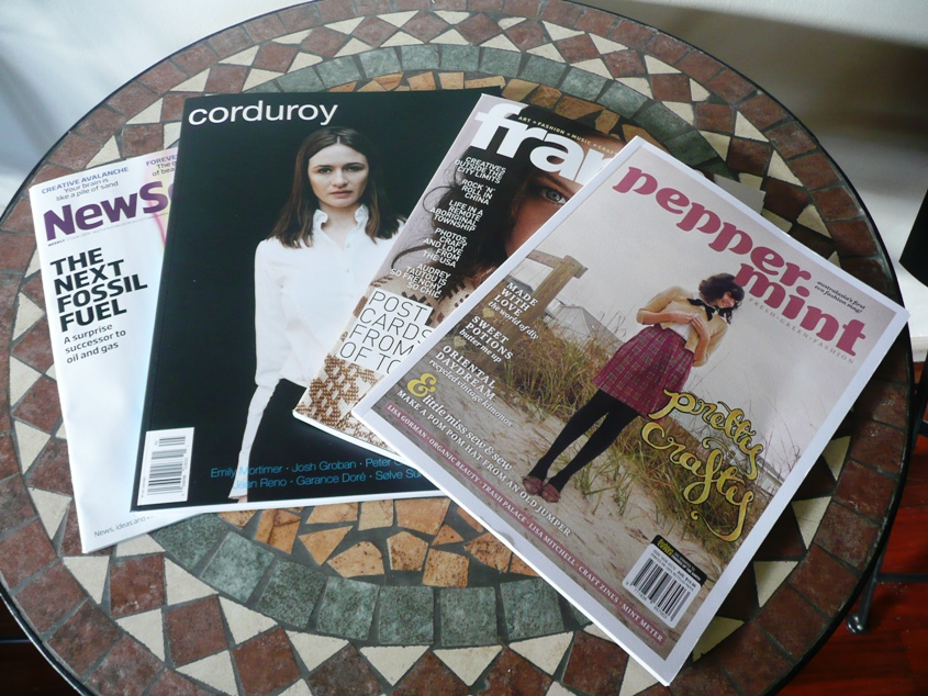 Indie Mag Splurge…