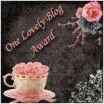 Lovely Blog Award – Thank you!
