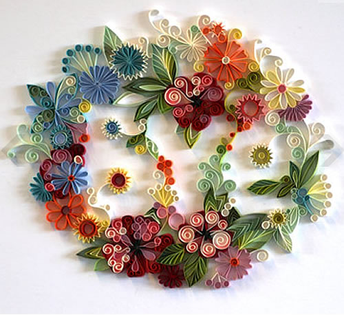 The Quilling Art Of Yulia Brodskaya Epheriell Designs