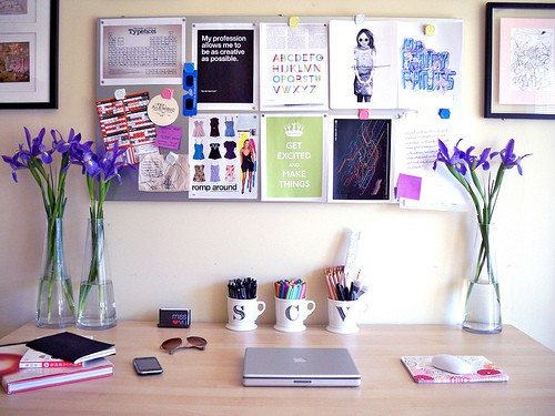 Creative Desk Spaces