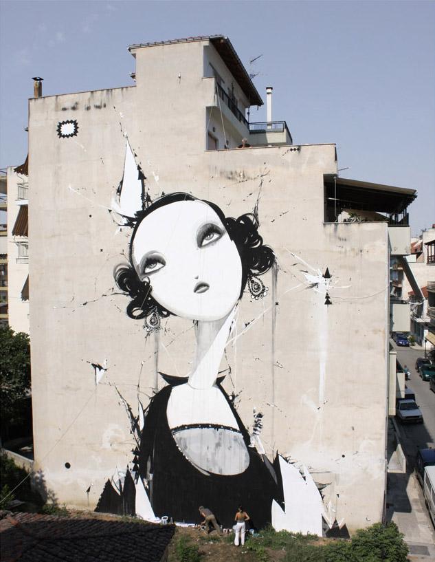 Alexandros Vasmoulakis – Building Art