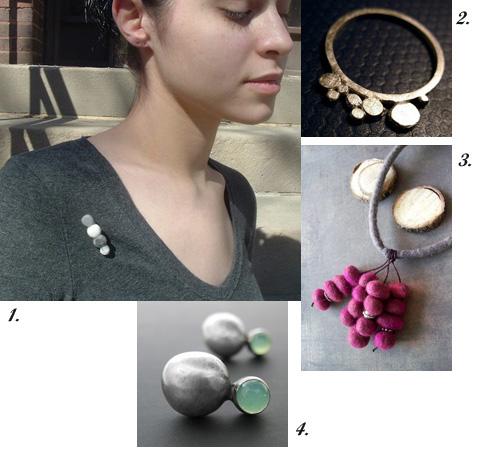 Handmade Accoutre – Pebbles