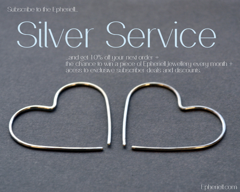 Subscribe to the Epheriell Silver Service