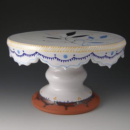 Ceramic Cake Stands u2013 Ferguson Pottery & Ceramic Cake Stands u2013 Ferguson Pottery | Epheriell Designs