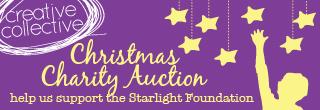 Handmade Charity Auction – Donations Close Tomorrow