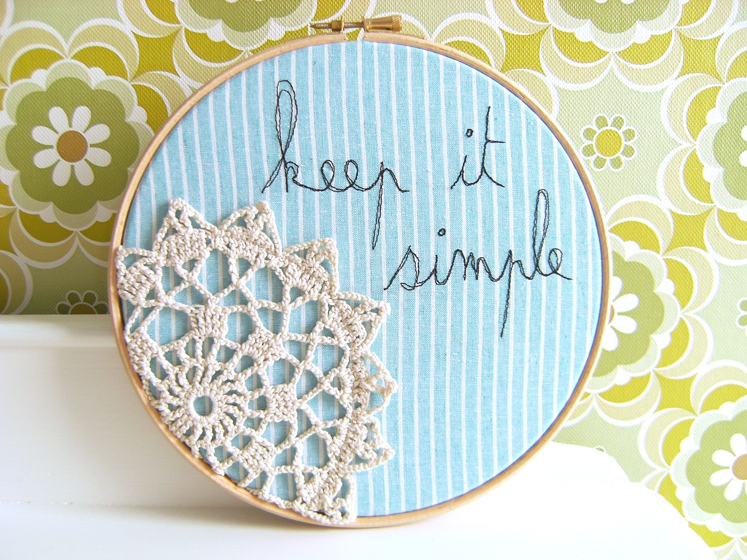 In the hoop embroidery designs « origami