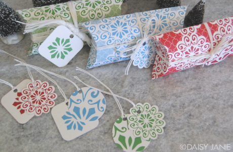 Free Printable Holiday Gift Tags – Bumper Round-Up!