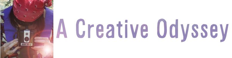 A Creative Odyssey – Blog Hop