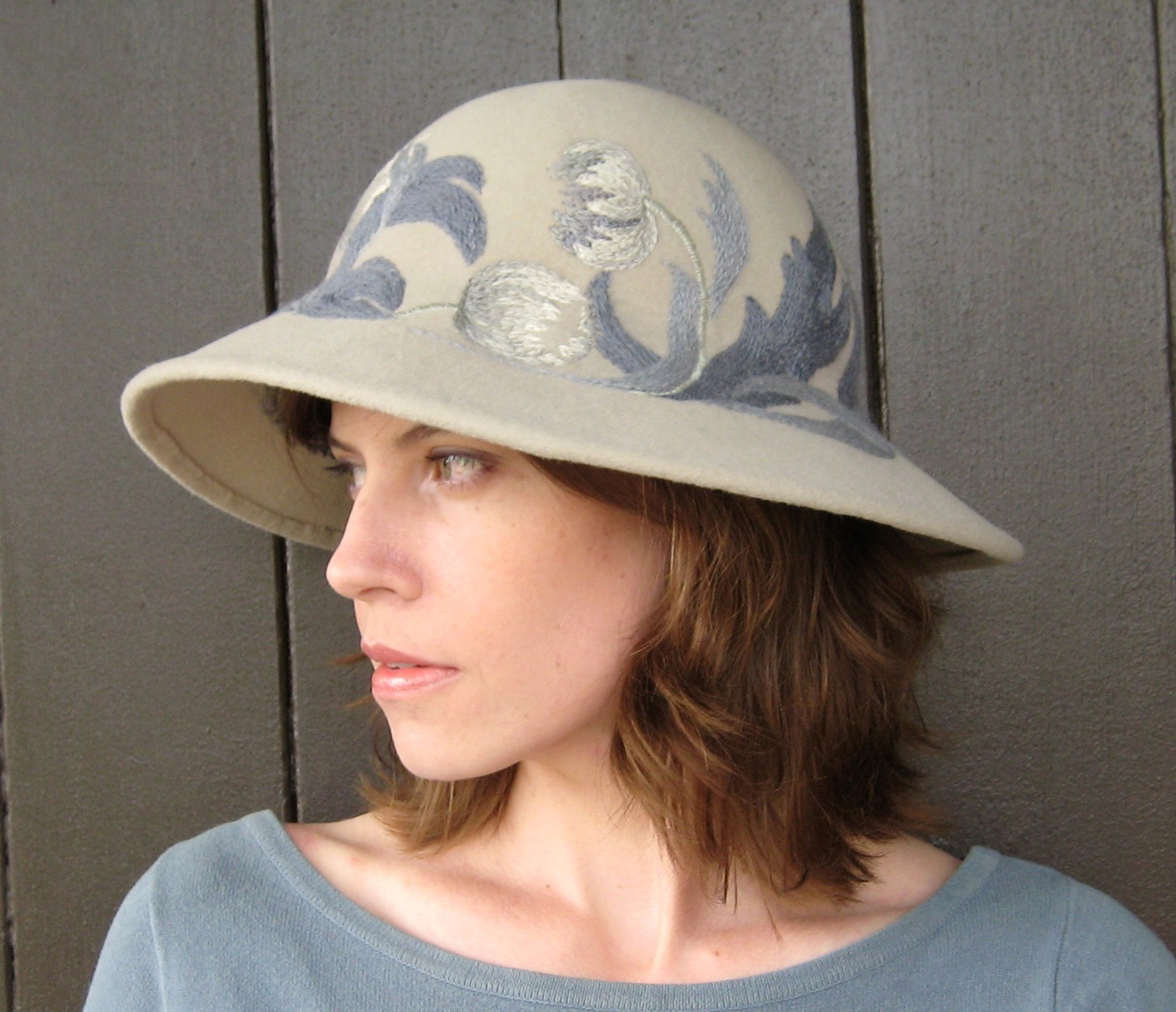 3ae084def40 A Year of Craft ~ Tory Browning ~ Milliner