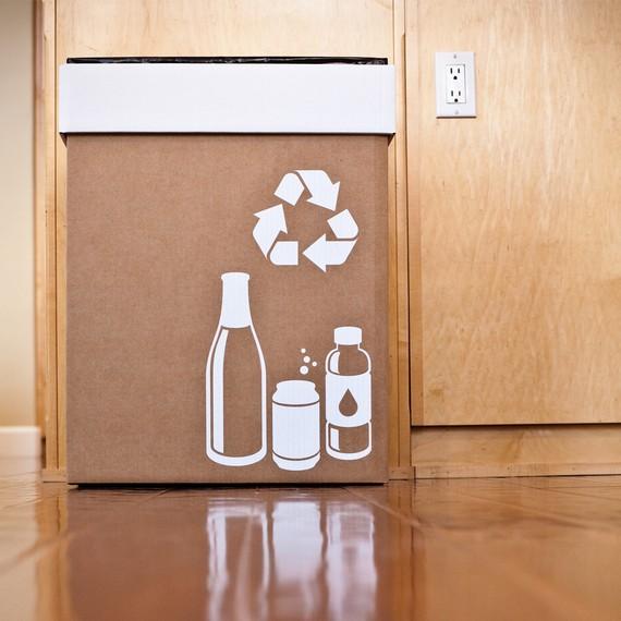 Hobnob Popup Recycling Bins