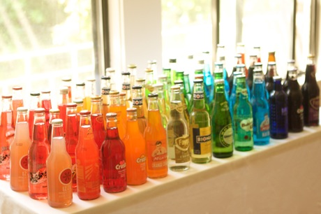 Collections ~ Rainbow Soda Bar