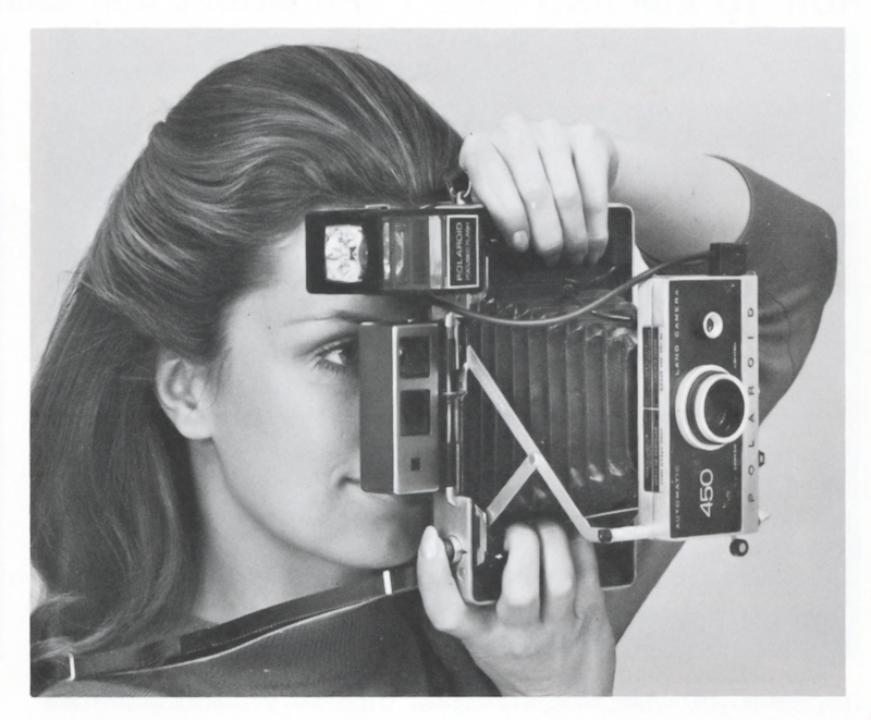 BUST – Ladies of Polaroid Photo Contest – FUN!