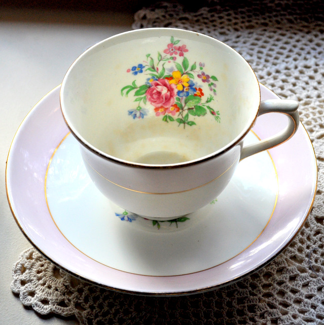My Grandmother's Tea Cups