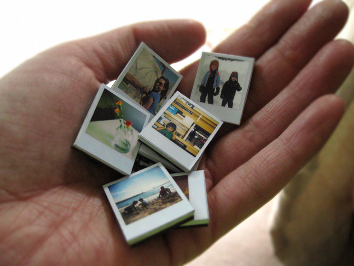 Tutorial/DIY – Tiny Polariod Magnets