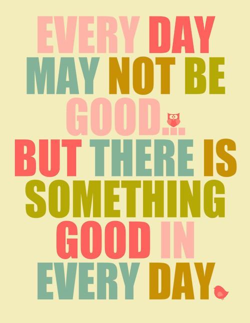 Today I Like… {5/12/11}