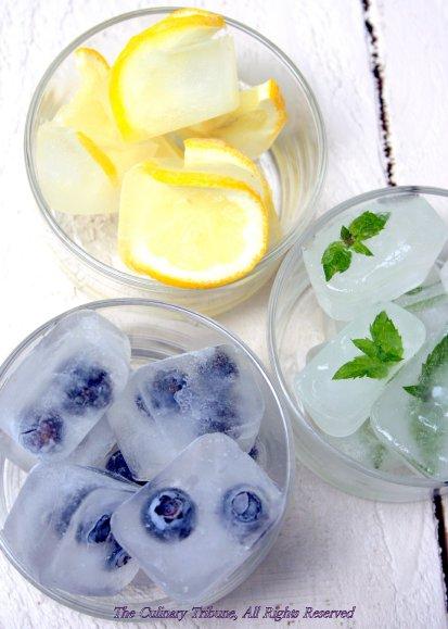Today I Like… {13/12/11}… Fruity Ice Cubes