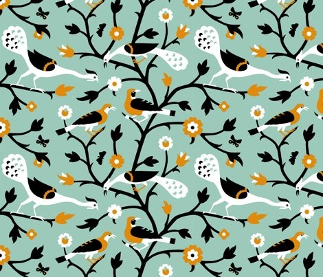 How to Design a Pattern Repeat {Guest Post by Julie Gibbons}