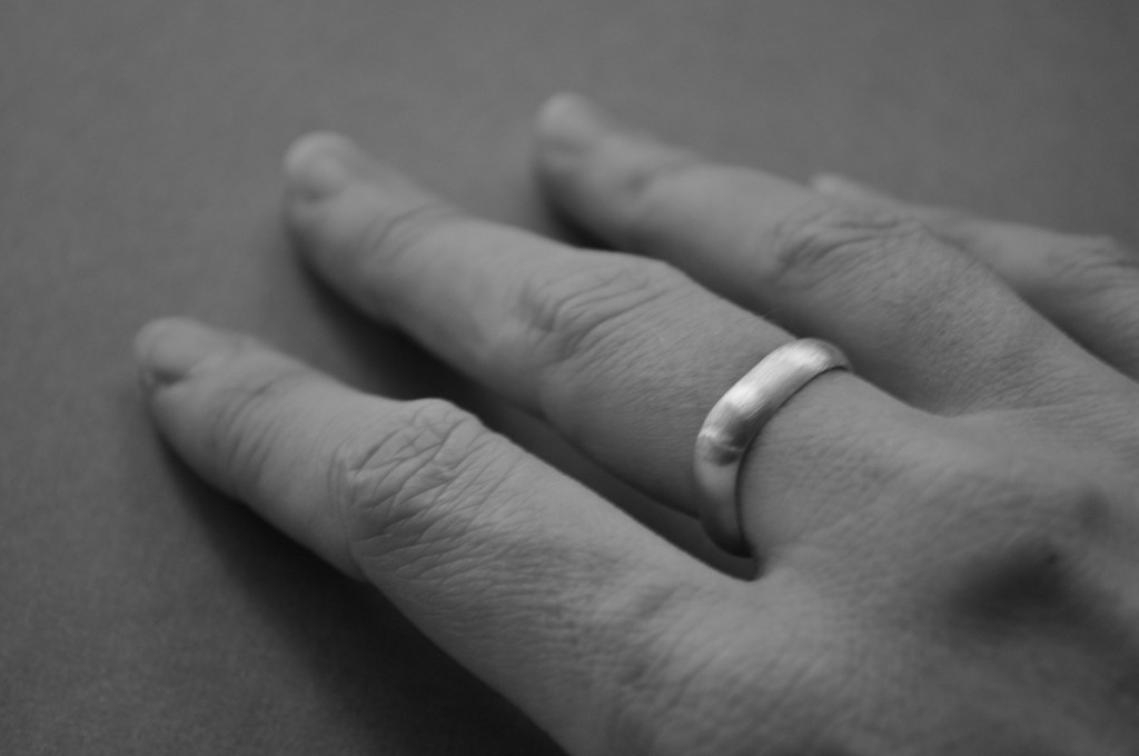 Today I Like 13512 New Square Wedding Bands or Jess v Muse