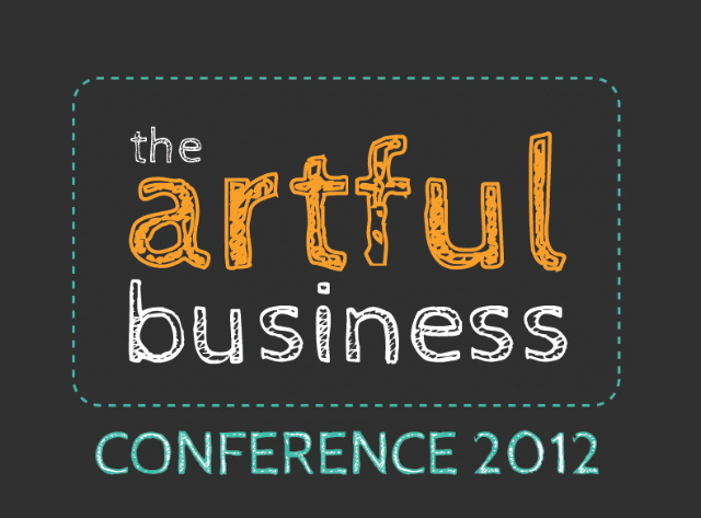 Win a ticket to the Artful Business Conference! {One live and one virtual ticket to win} (CLOSED)