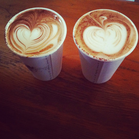 4 Ways to Stay in Love with Your Business ~ Have Coffee with Other Makers