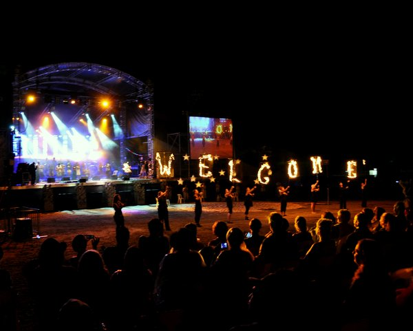 A taste of the Woodford Folk Festival 2012… and it's not over yet!