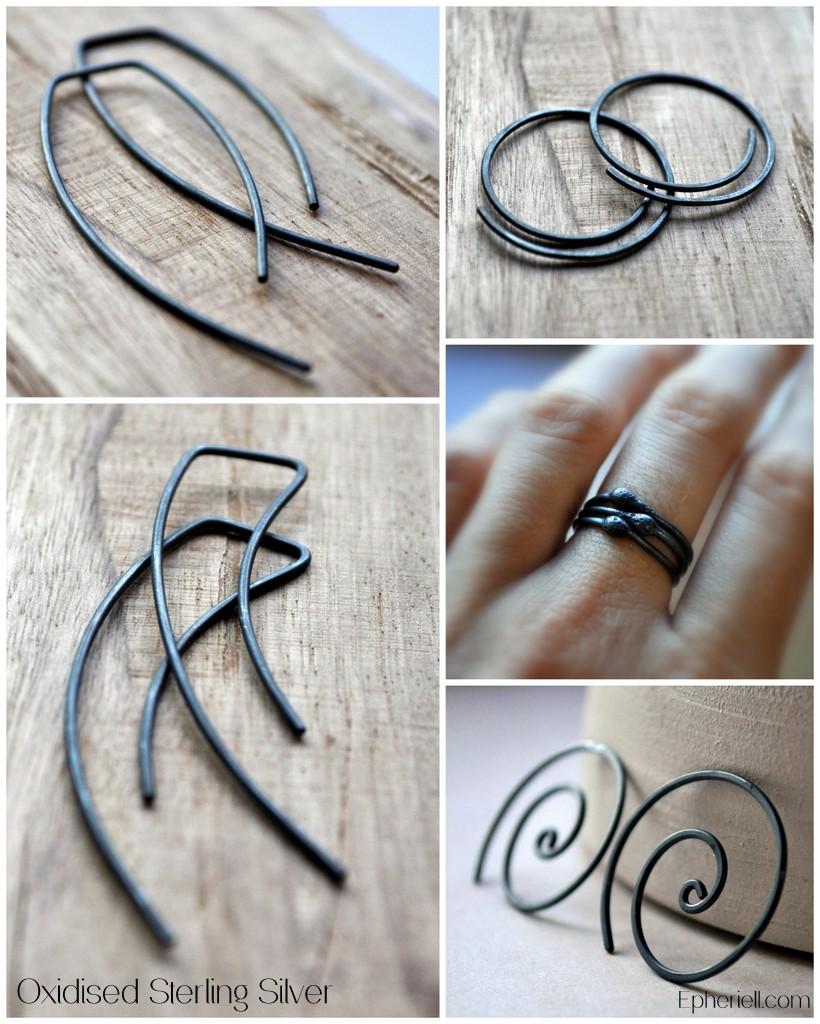 Oxidised Jewellery by Epheriell