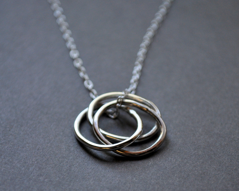 Nested Necklace by Epheriell