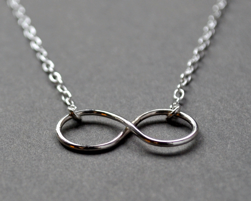 Infinity Necklace 5