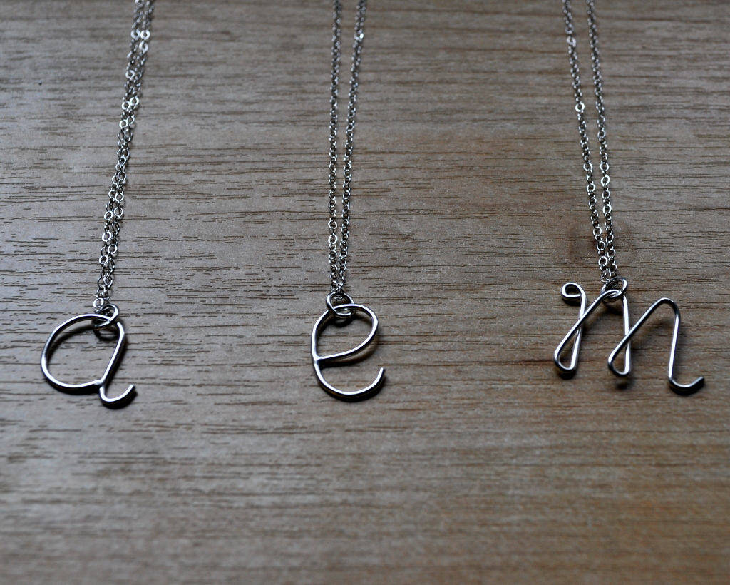 custom initial necklace (2)