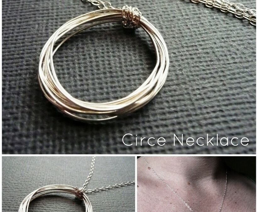 Circe Necklace – Epheriell Weekly Special {11/3/13}