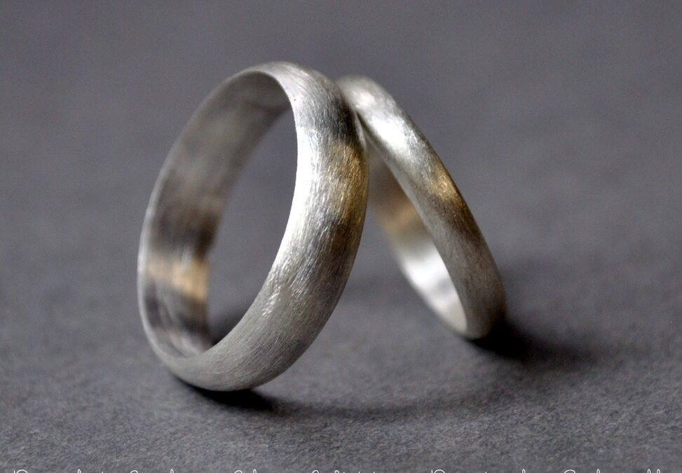 Beautiful Introducing ~ Epheriell Eco Friendly Wedding Bands