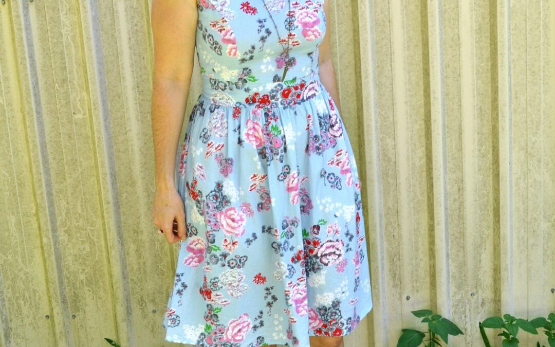 The 'Mother Knows Best' Dress