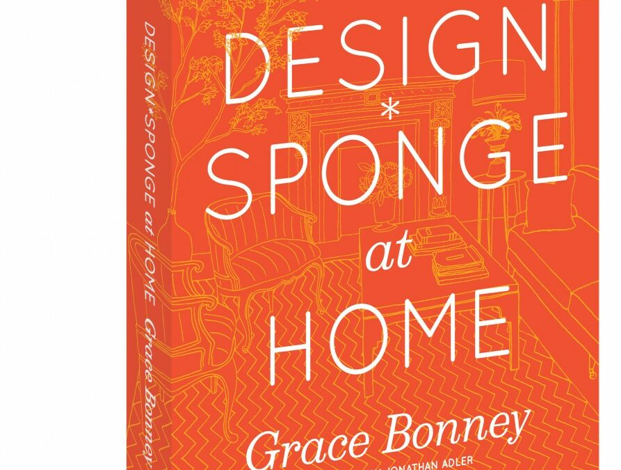 Review & Giveaway ~ Design*Sponge at Home! ~ CLOSED