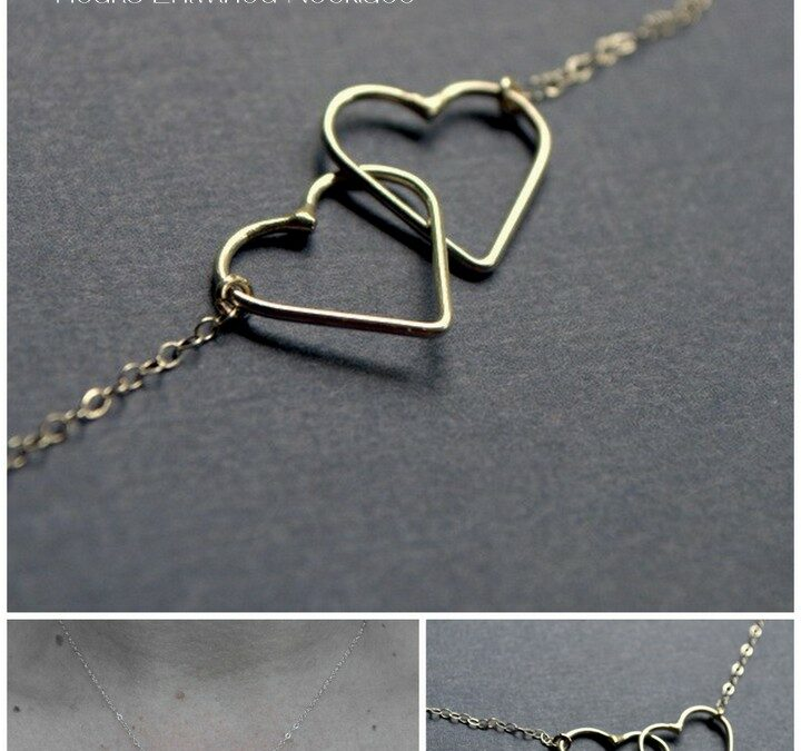 Hearts Entwined Necklace – Valentine's Day Epheriell Weekly Special 14/01/13