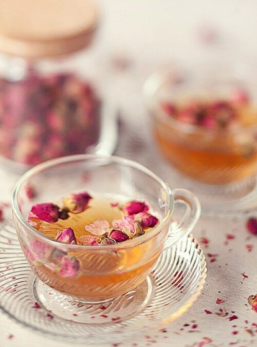 Simple Pleasures ~ A Cup of Tea